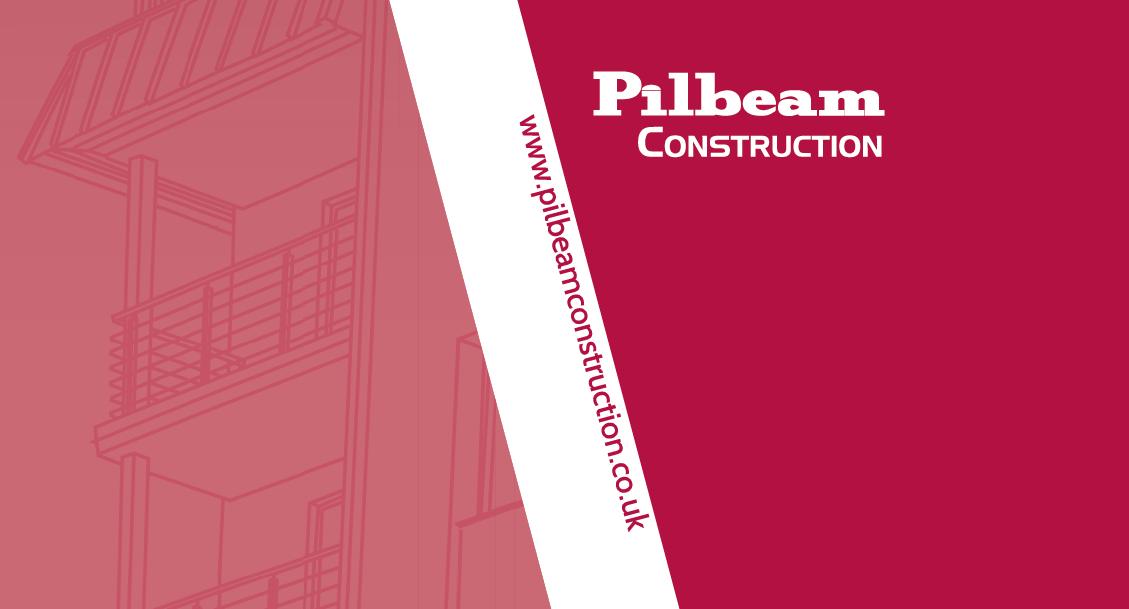 Podium design for Pilbeam Construction