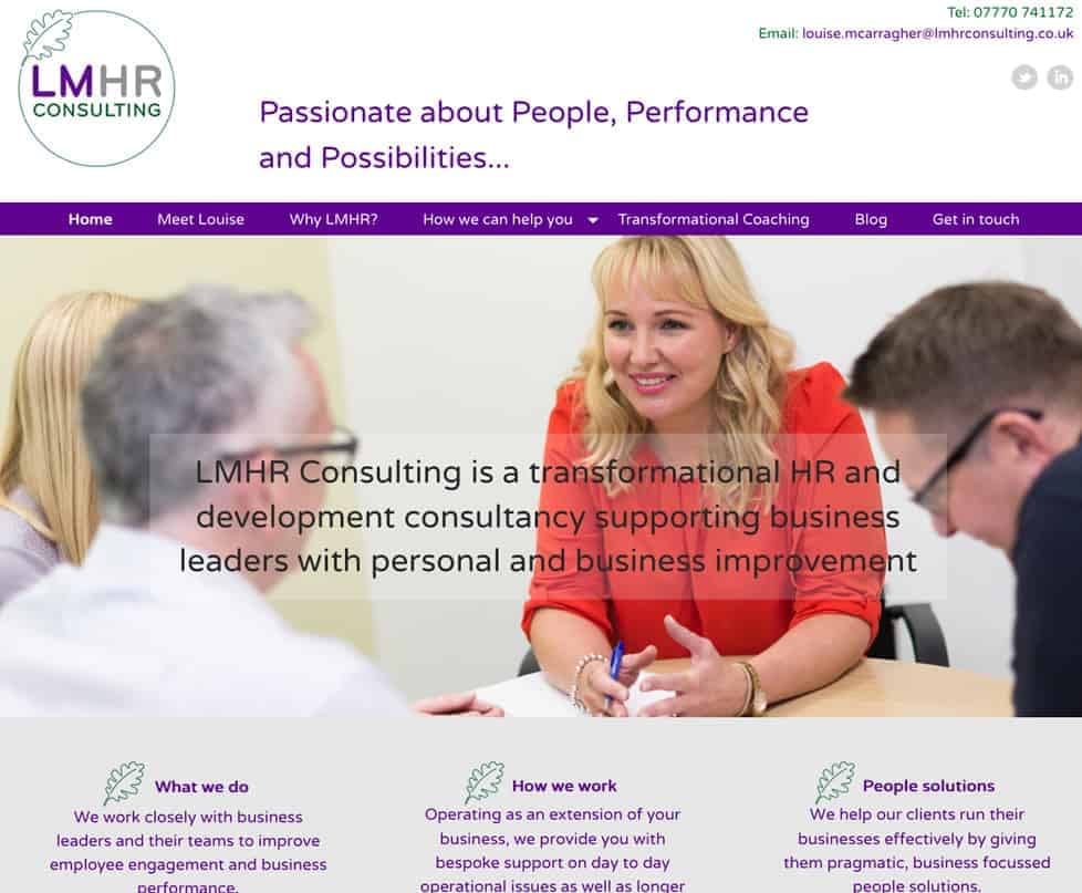 LMHR Consulting