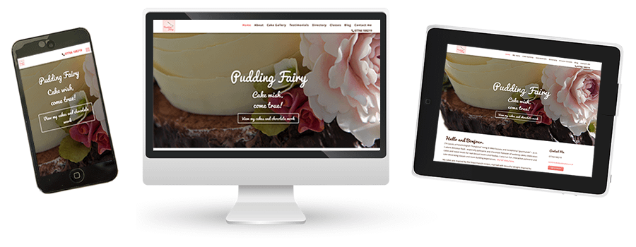 Responsive web design - Shake It Up Creative