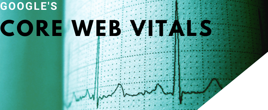 A guide to Google's Core Web Vitals in Google Search Console Title