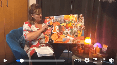 The Pamper Pod Facebook videos to keep in touch with customers during COVID 19