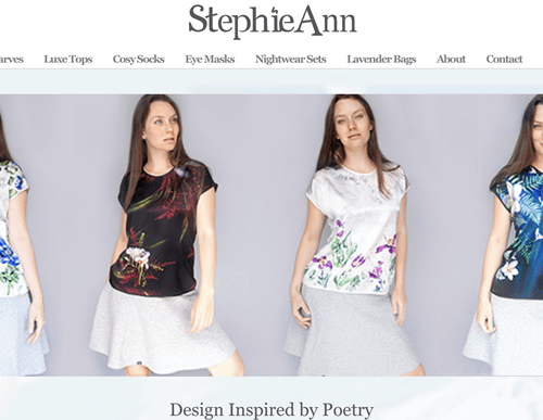 StephieAnn marketing report