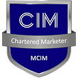 CIM Chartered Marketer Badge