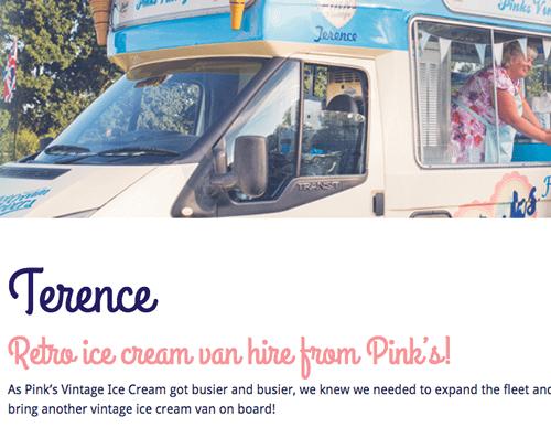 Pudding Fairy website build