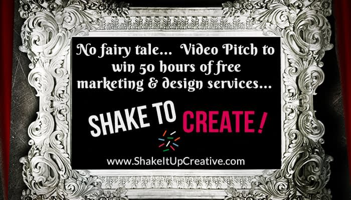 video pitch to win