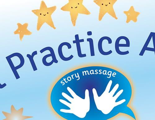 Story Massage design work